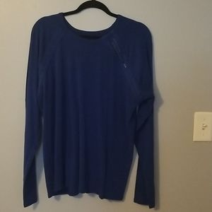 Men's Armani long sleeve shirt